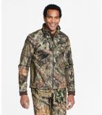 Ridge Runner Soft-Shell Hunting Jacket, Camo