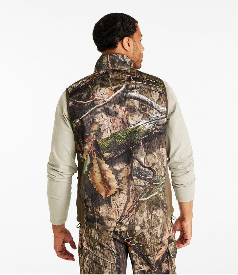 Ridge Runner Soft-Shell Vest, Camo