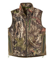 Ridge Runner Soft-Shell Vest, Camo