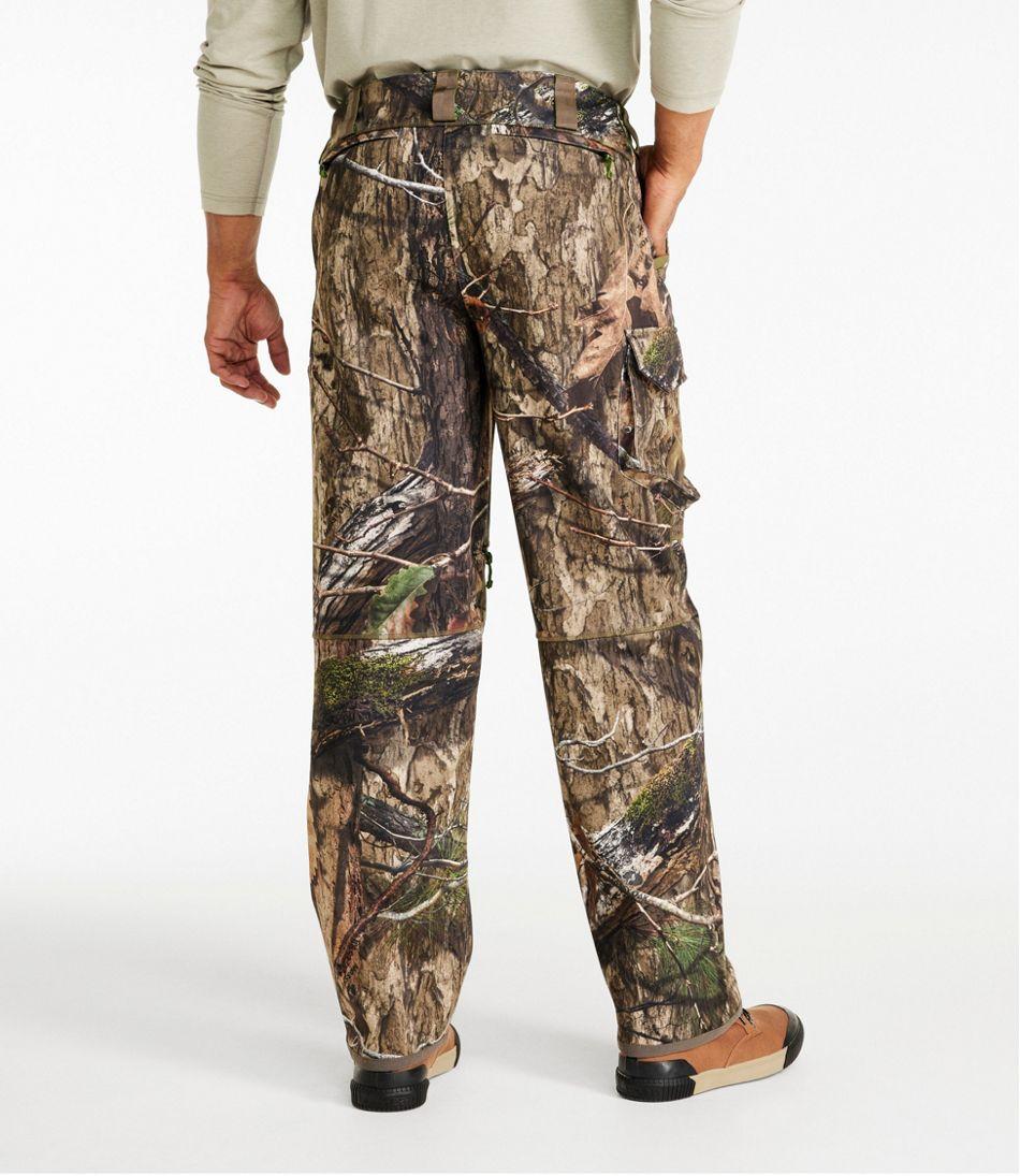 Ridge Runner Soft-Shell Hunting Pants, Camo