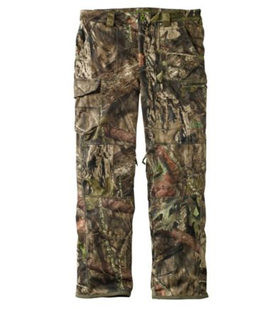 Ridge Runner Soft-Shell Hunting Pants, Camo
