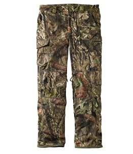 Men's Ridge Runner Soft-Shell Hunting Pants, Camo