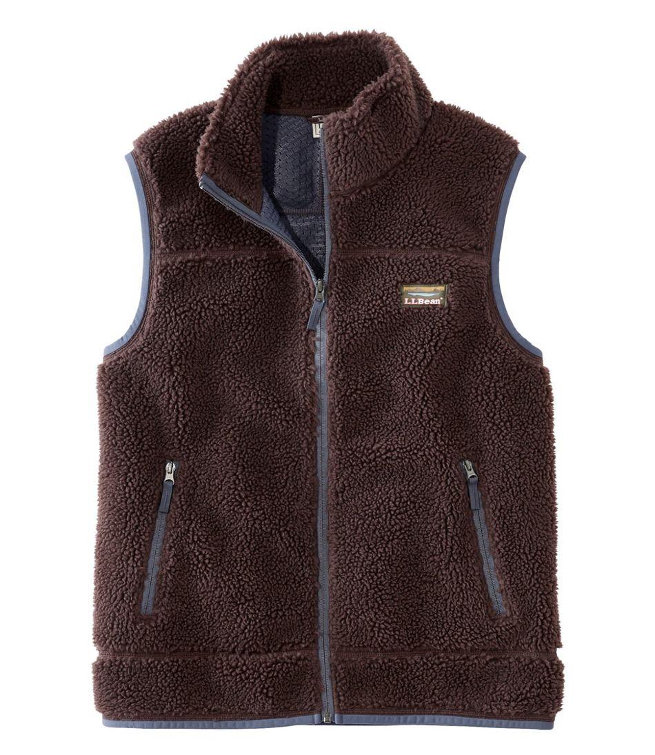 Mountain Pile Fleece Vest, Men's
