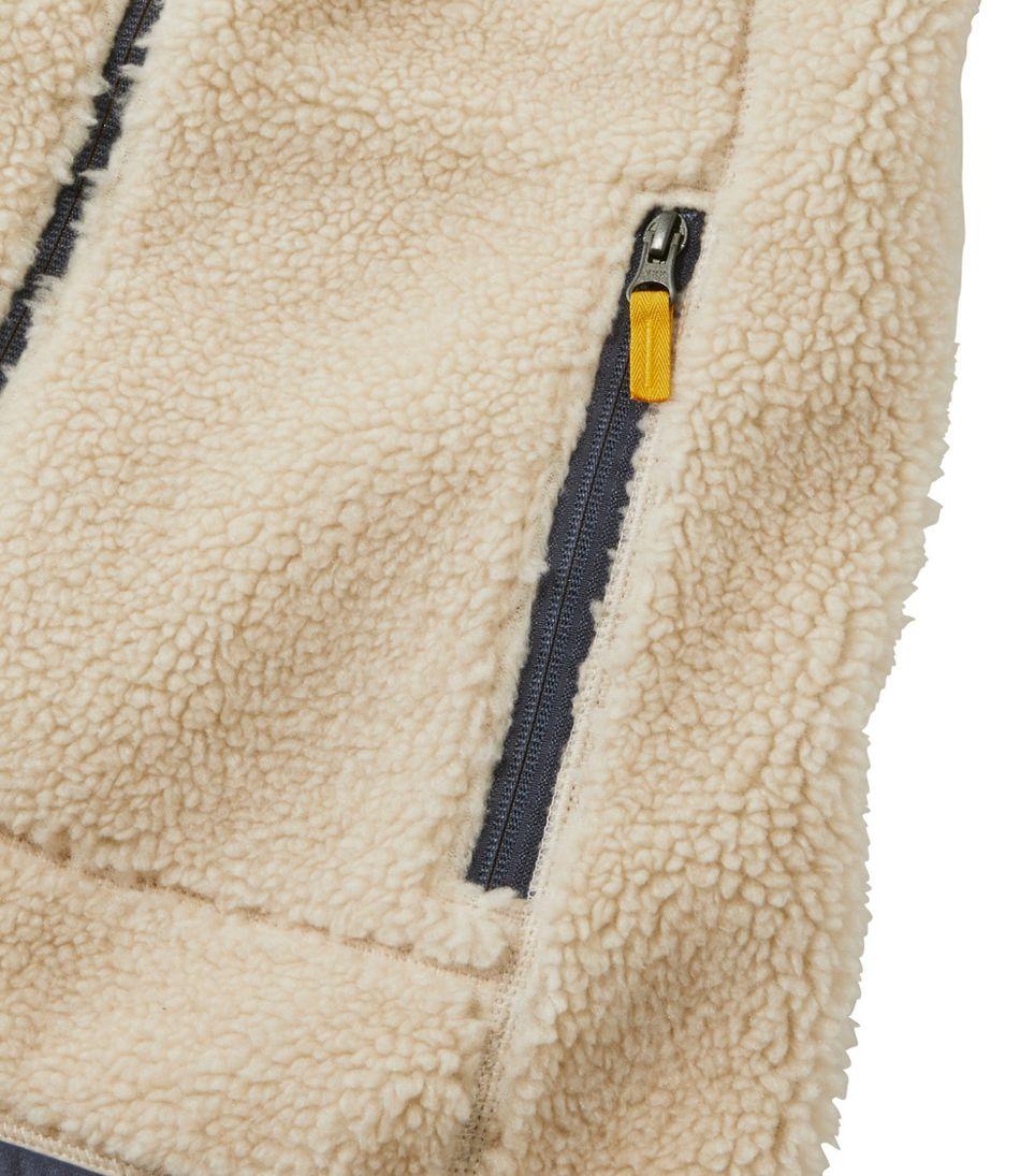 Women's Mountain Pile Fleece Vest