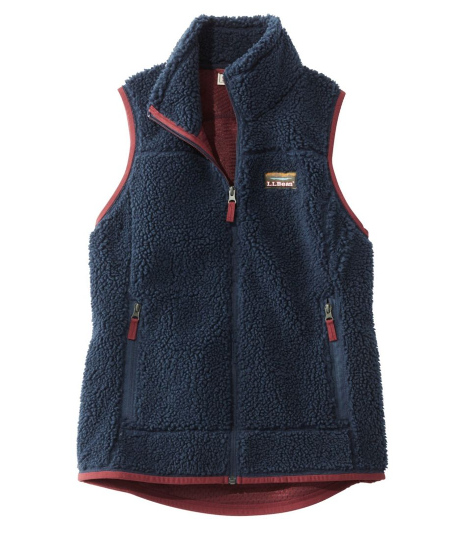 Mountain Pile Fleece Vest