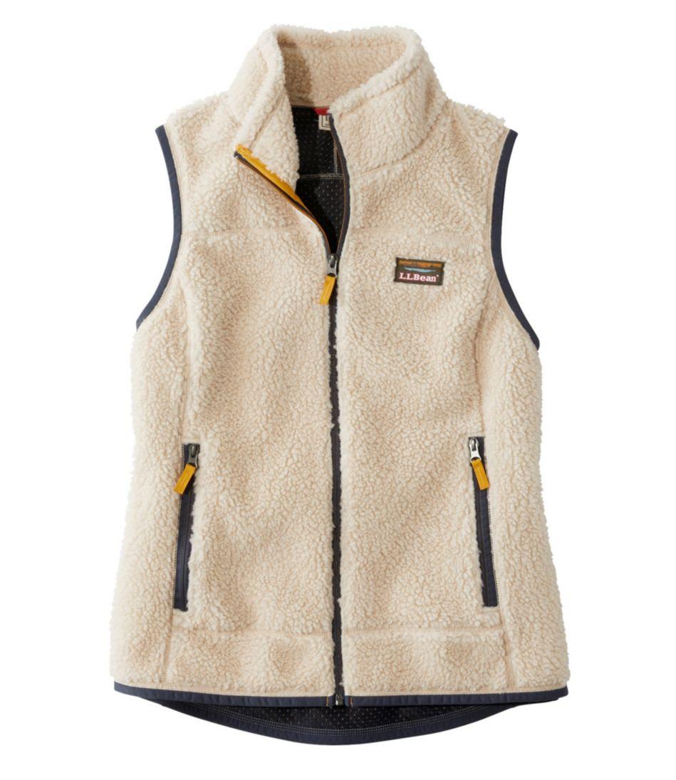 Mountain Pile Fleece Vest, Misses