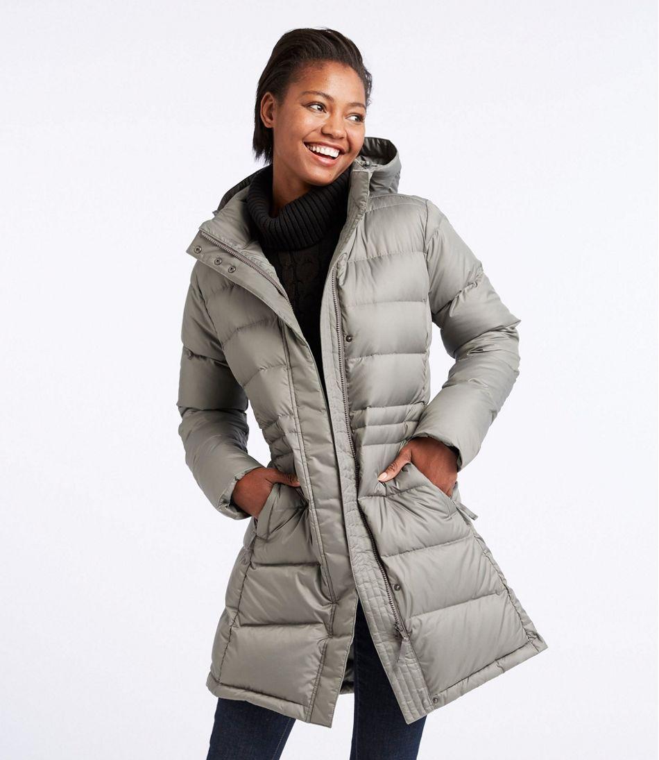 Warm Core Down Coat
