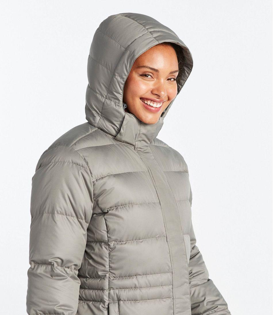 Women's Warm Core Down Coat