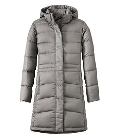 Women's Warm Core Down Coat