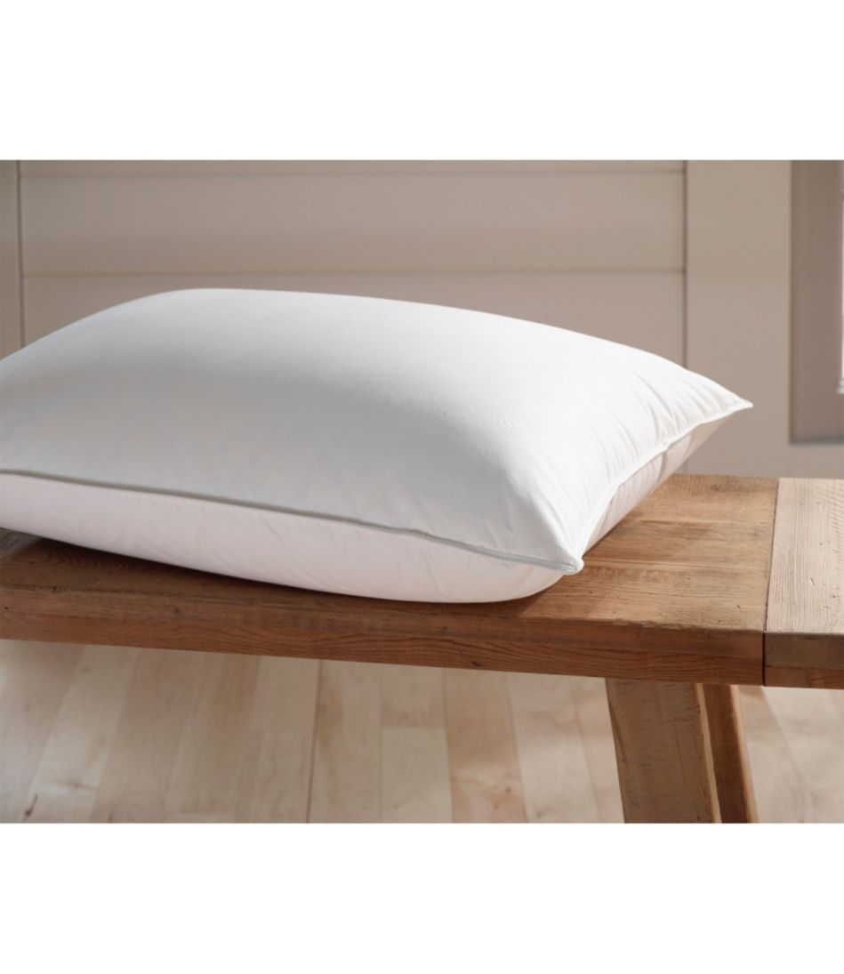 Organic Cotton Down Pillow