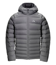 Ultralight 850 Stretch Down Hooded Jacket, Men's