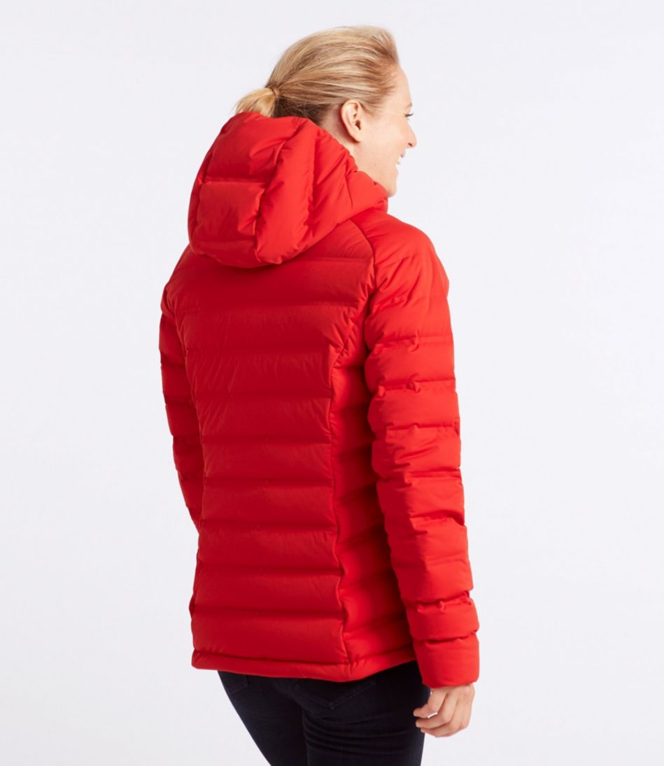 Ultralight 850 Stretch Down Hooded Jacket