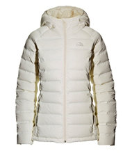Ultralight 850 Stretch Down Hooded Jacket, Misses
