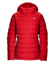 Women's Ultralight 850 Stretch Down Hooded Jacket, Misses