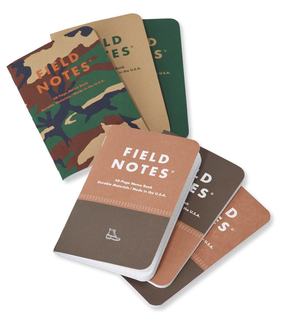 Field Notes, Set of 2