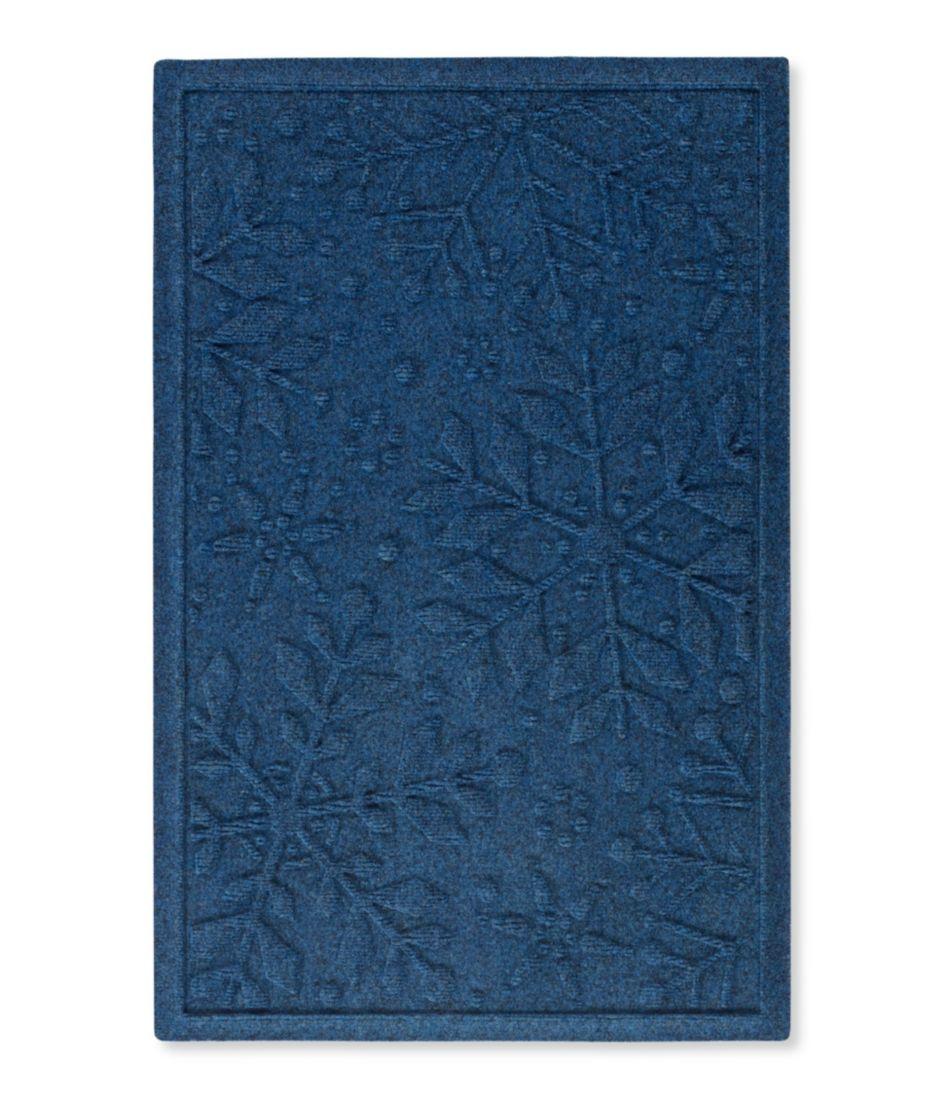 Waterhog Doormat, Snowflakes