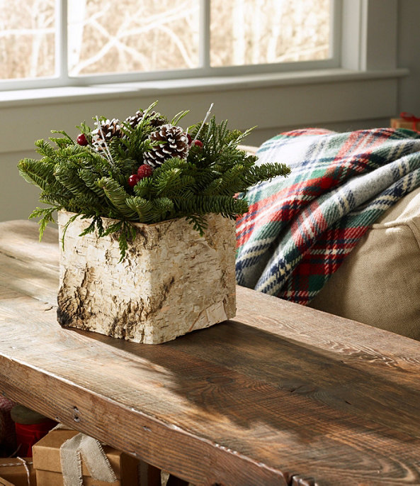Birch Box Centerpiece, One Color, large image number 2