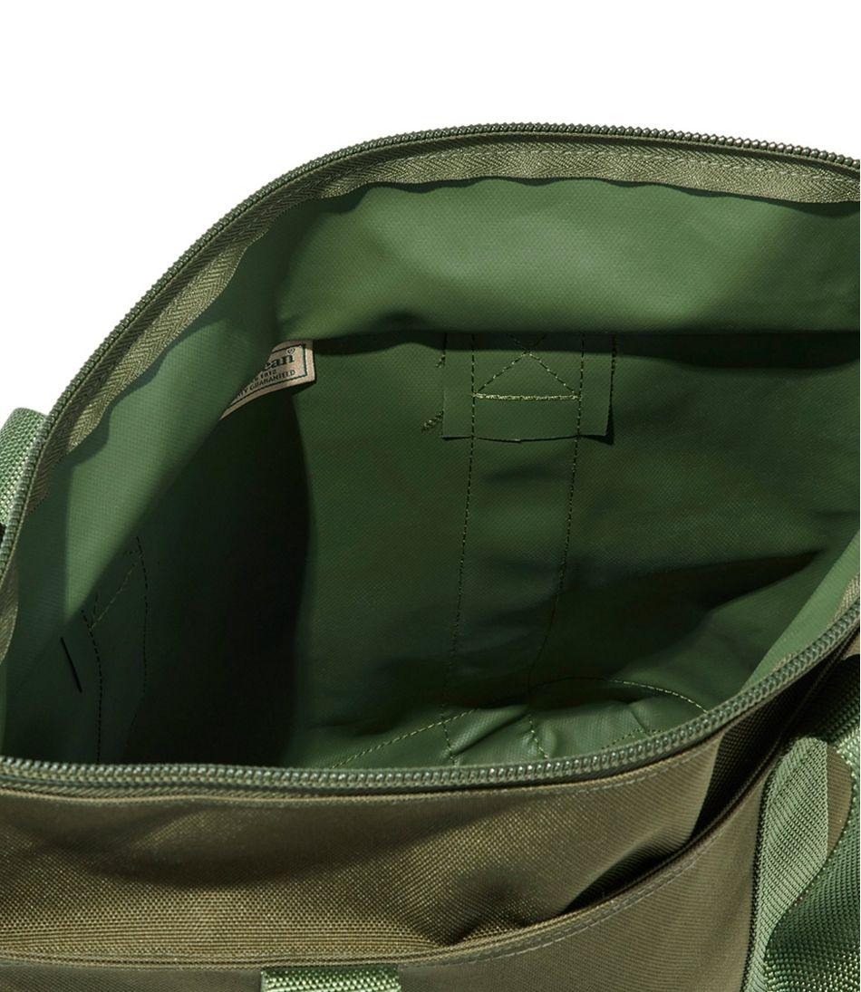 Zip Hunter's Tote Bag With Strap, Camo