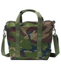 Hunter's Tote Bag with Strap, Camouflage