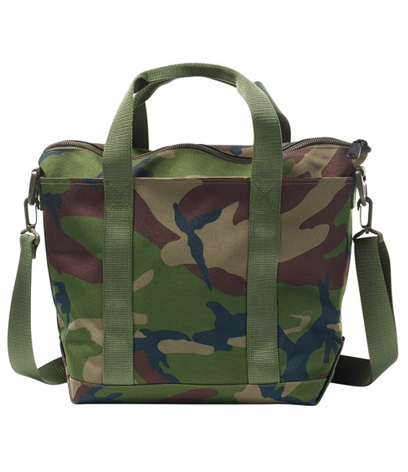 Hunter's Tote Bag with Strap, Camouflage, Large, Camouflage, large image number 0