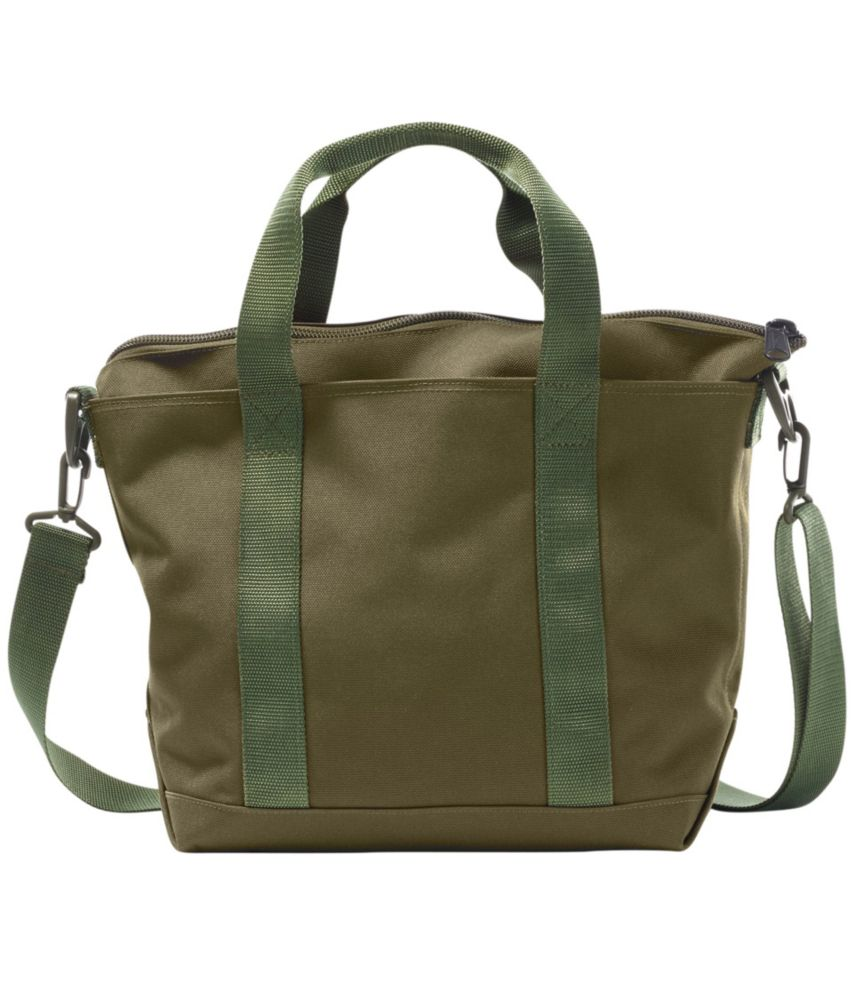 Hunter's Tote Bag, Zip-Top with Strap, Large