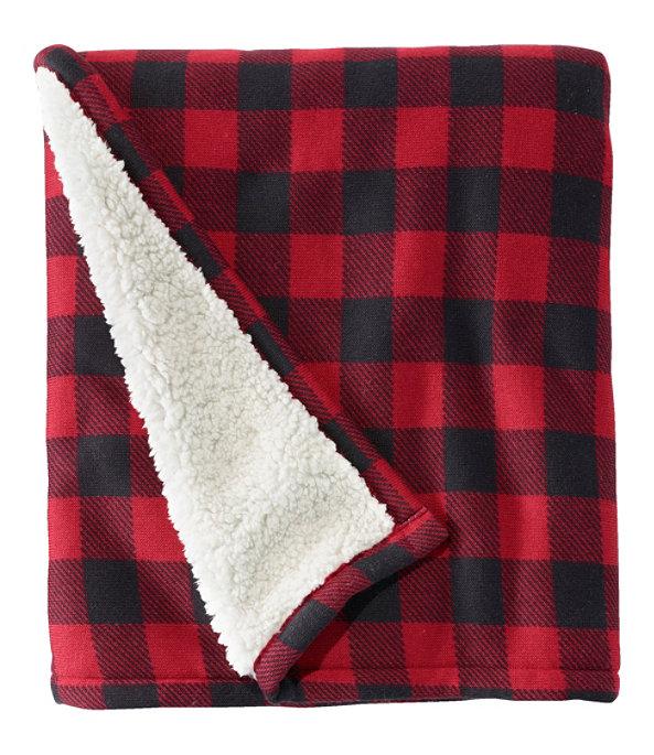 Sweater Fleece Throw, , large image number 0
