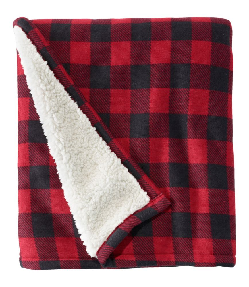 Sweater Fleece Throw