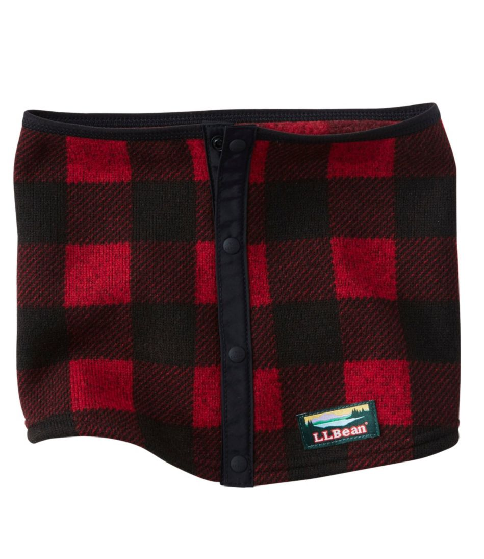 L.L.Bean Sweater Fleece Neck Warmer