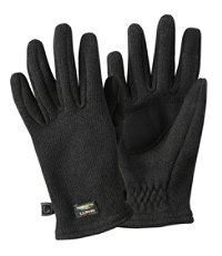 L.L.Bean Sweater Fleece Gloves, Women's