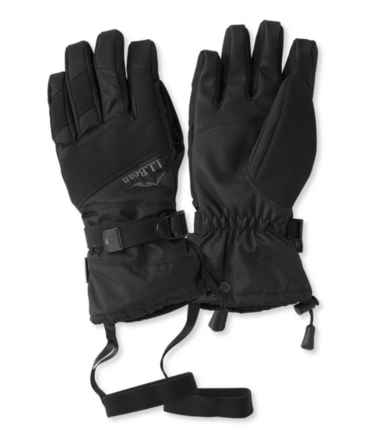 L.L.Bean Waterproof Ski Gloves, Men's