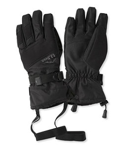 Men's L.L.Bean Waterproof Ski Gloves