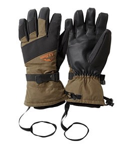 Men's L.L.Bean Waterproof Ski Gloves, Men's