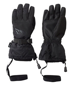 L.L.Bean Waterproof Ski Gloves