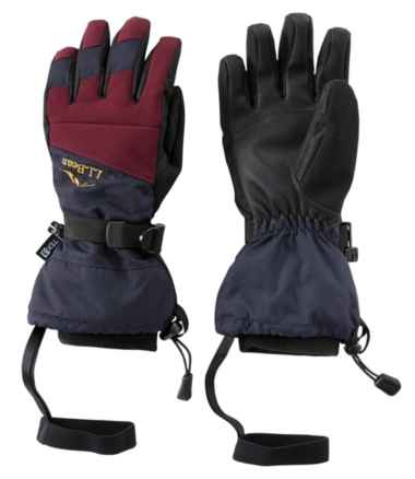 Women's L.L.Bean Waterproof Ski Gloves