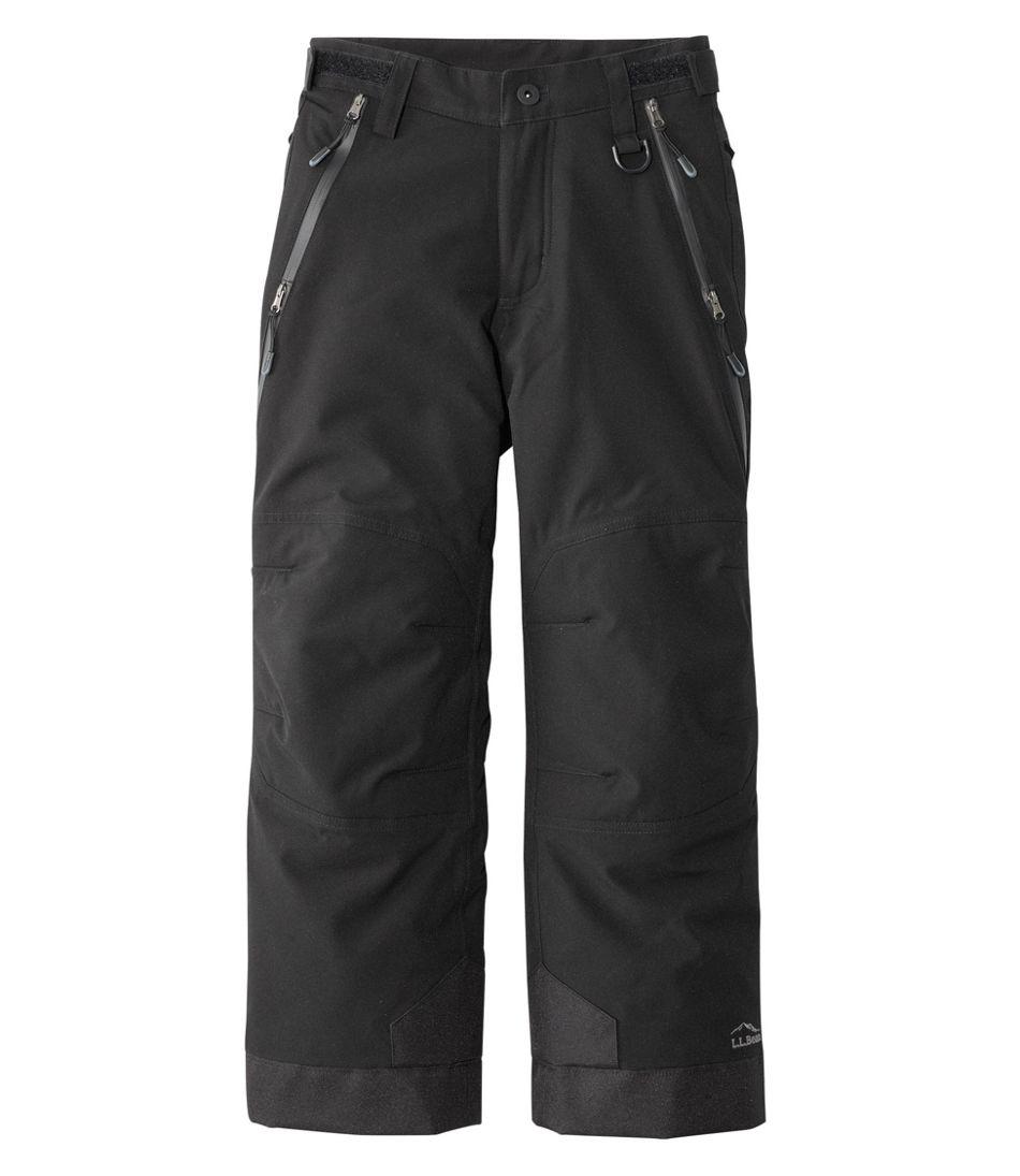 Kids' Waterproof Patroller Ski Pants