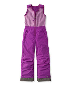 Kids' Fleece-Upper Bibs