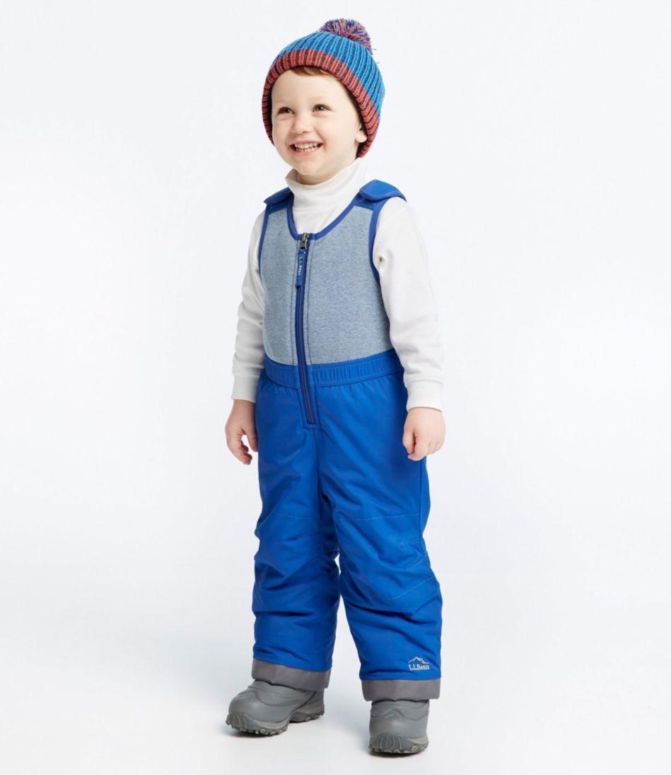 Toddlers' Fleece-Upper Bibs