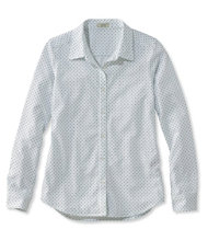 Women's Shrink-Free Knit Shirt, Dot