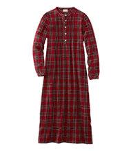3da77abfe998 Scotch Plaid Flannel Nightgown