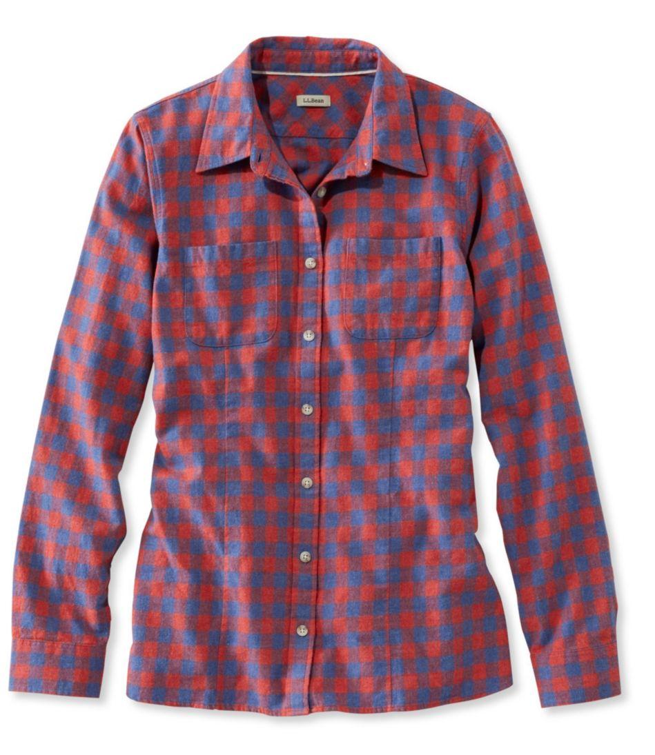 Freeport Flannel Shirt, Gingham