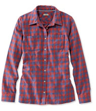 Freeport Flannel Shirt, Gingham