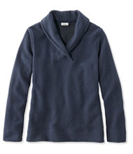 Berber Fleece, Shawl Collar Pullover