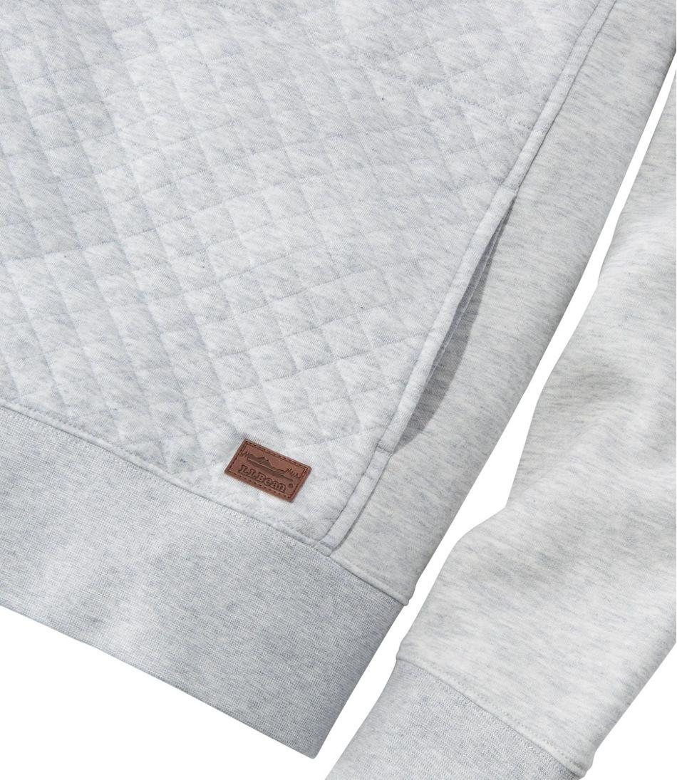 Women S Quilted Quarter Zip Pullover