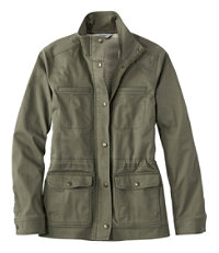 Classic Sherpa-Lined Utility Jacket