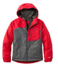 Boys' Wildcat Snow Jacket, Colorblock