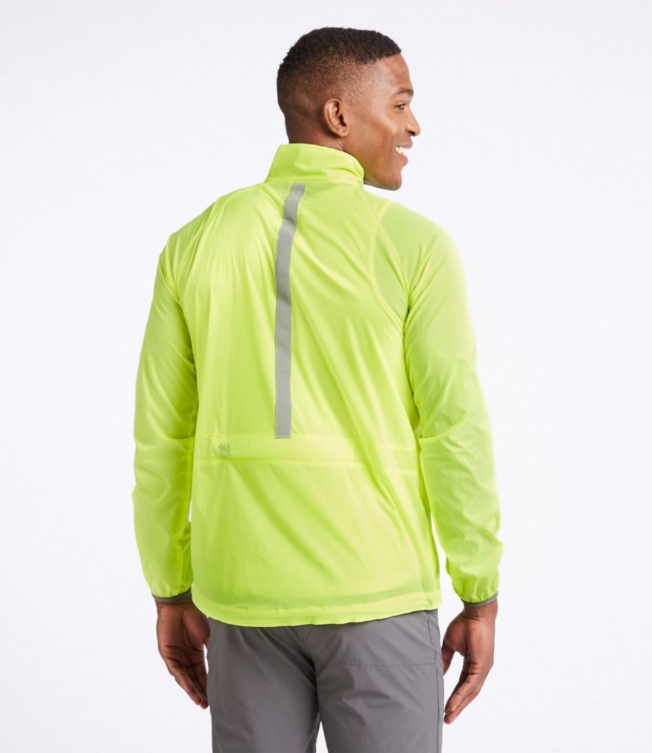 Ridge Runner Light-Up Running Jacket, Color Block