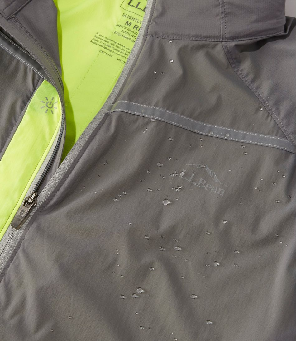 Ridge Runner Light-Up Running Jacket, Colorblock