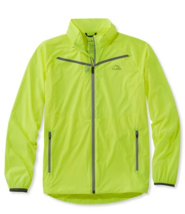 Ridge Runner Light-Up Running Jacket, Color Block, Men's