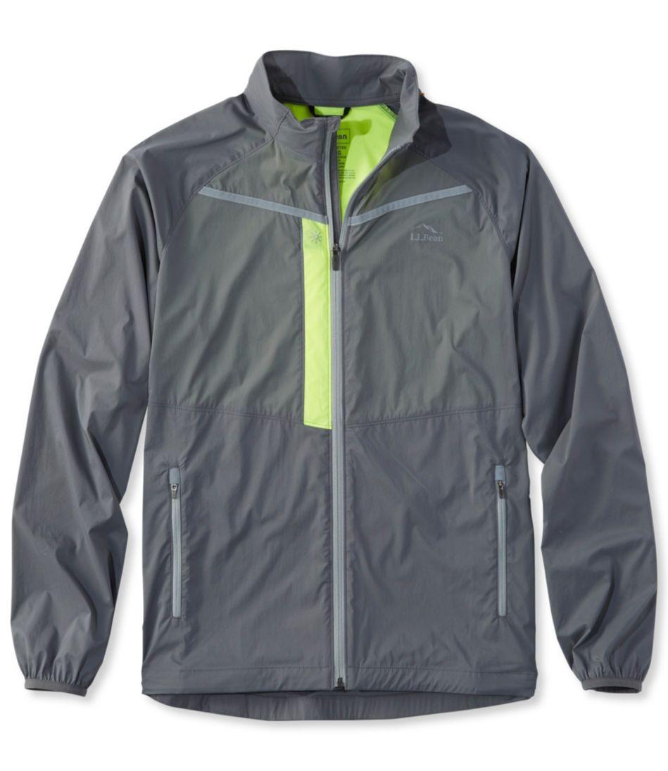 Ridge Runner Light-Up Running Jacket, Color Block