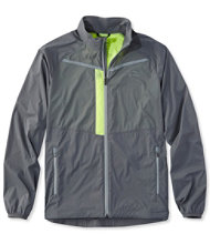 Men's Ridge Runner Light-Up Running Jacket, Colorblock